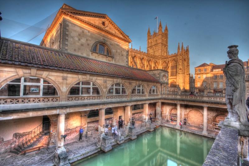 book a car in Bath